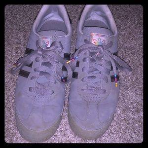Adidas Somoa grey/rainbow